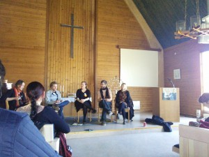 A discussion about pre-game workshops at KP2014